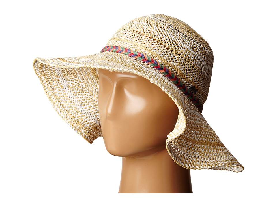 Roxy - Take A Break Sun Hat (White) Traditional Hats