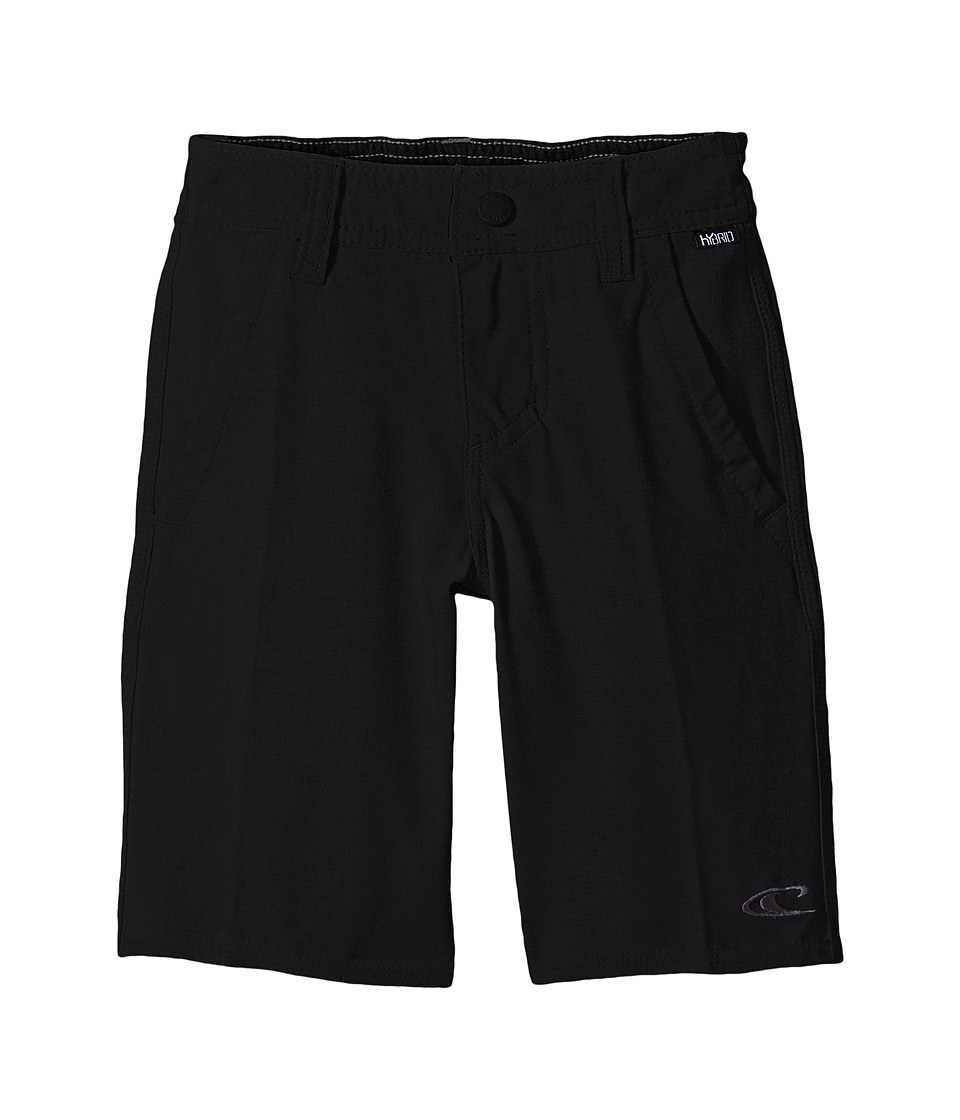 O'Neill Kids - Loaded Boardshorts (Little Kids) (Black) Boy's Swimwear