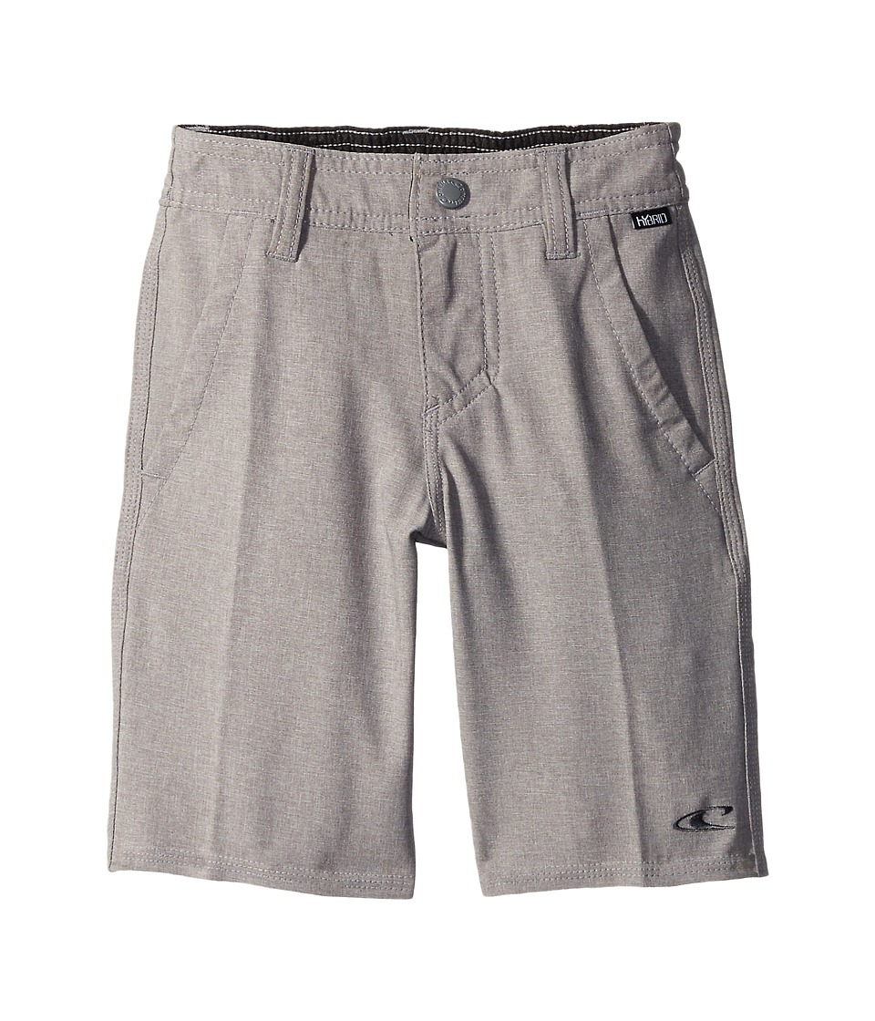 O'Neill Kids - Loaded Boardshorts (Little Kids) (Grey) Boy's Swimwear