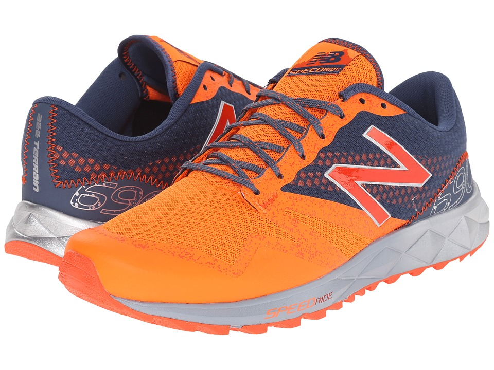New Balance - T690v1 (Lava/Gravity) Men's Running Shoes