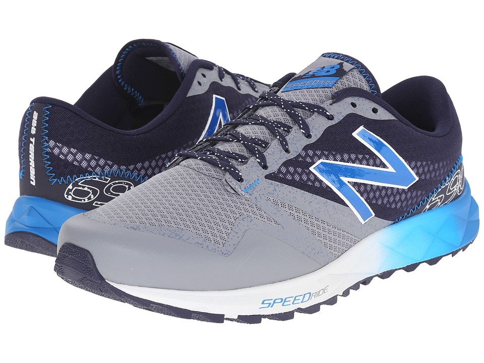 New Balance - T690v1 (Steel/Abyss) Men's Running Shoes