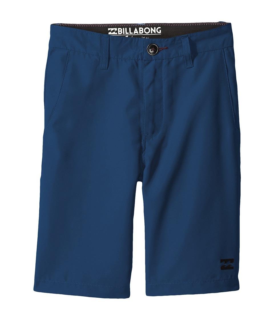 Billabong Kids - Carter Submersible Shorts (Big Kids) (Indigo) Boy's Shorts