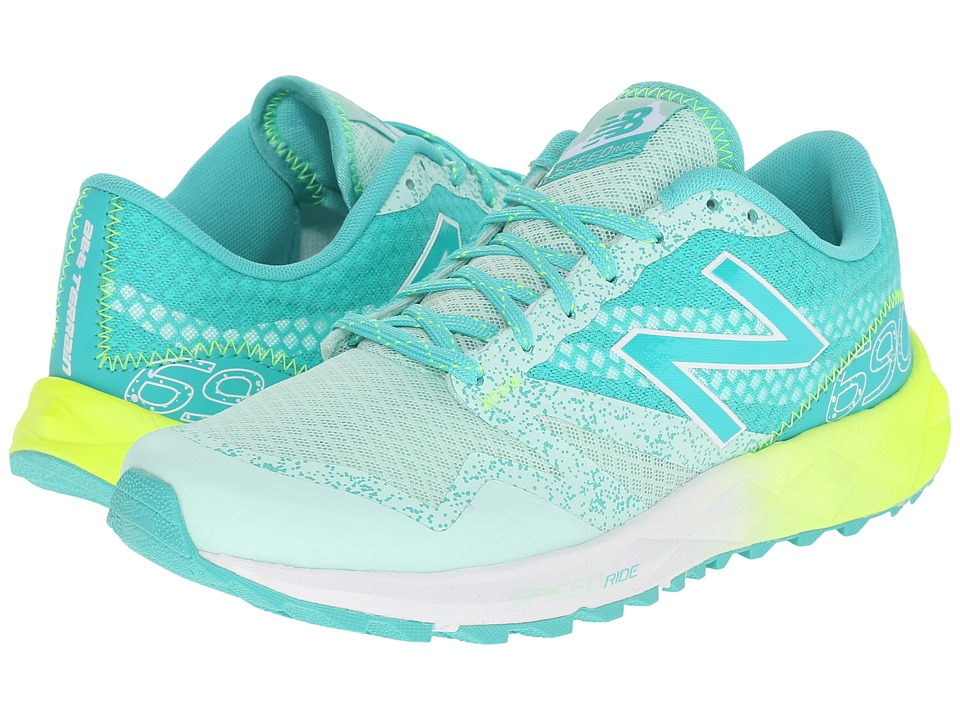 New Balance - T690v2 (Sea Foam/Reef) Women's Running Shoes