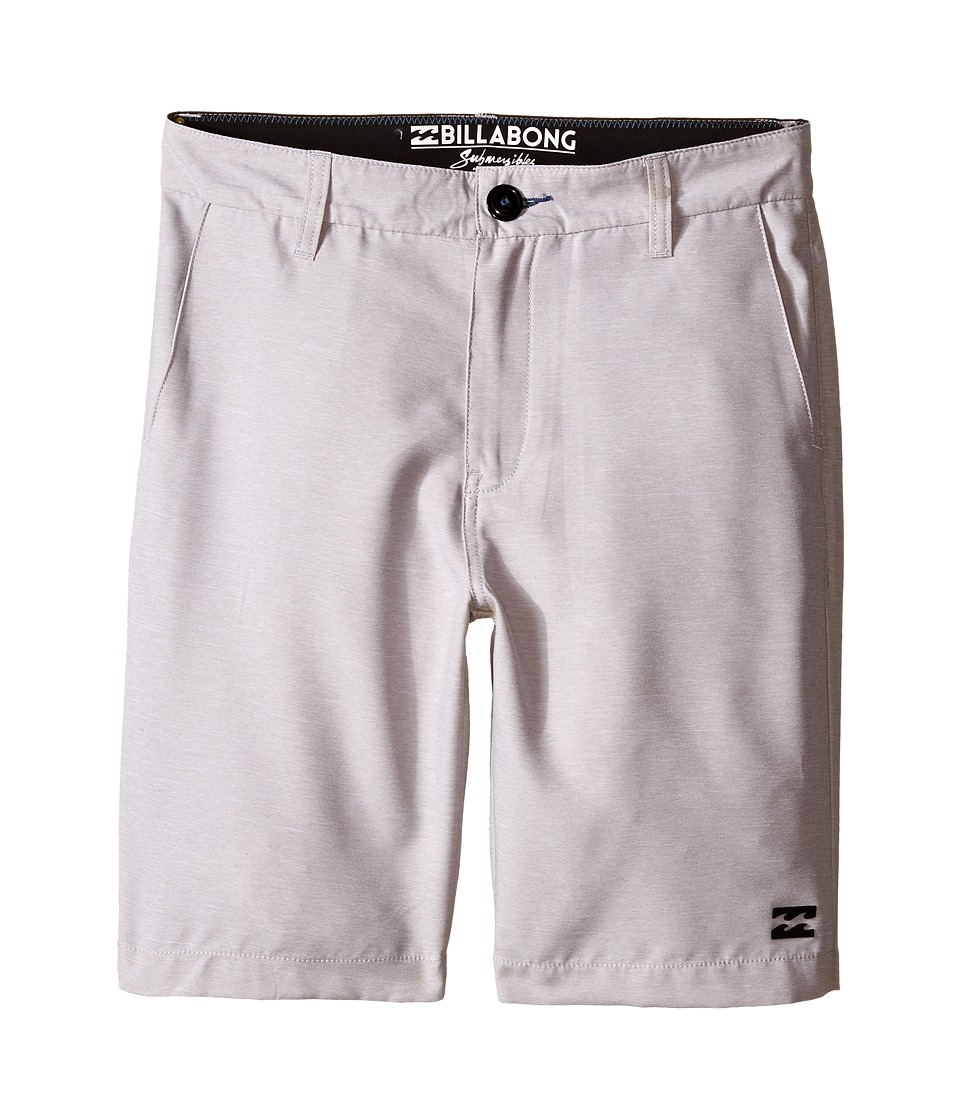 Billabong Kids - Carter Heather Submersible Shorts (Big Kids) (Sand Heather) Boy's Shorts
