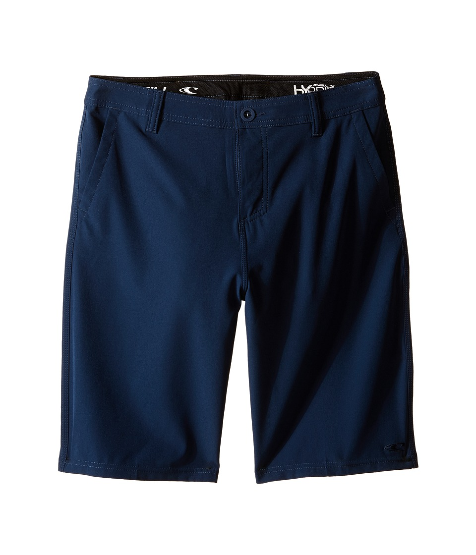 O'Neill Kids - Loaded Hybrid Boardshorts (Big Kids) (Navy) Boy's Swimwear