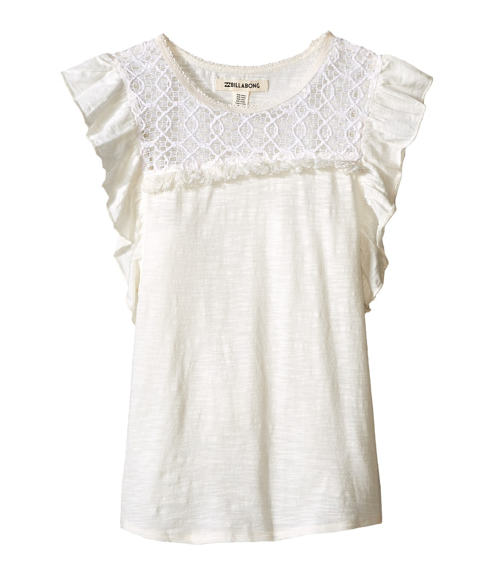 Billabong Kids - All We Need Top (Little Kids/Big Kids) (Cool Wip) Girl's Clothing