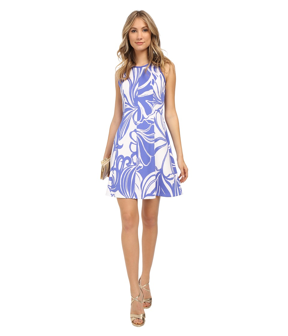 Lilly Pulitzer - Cove Dress (Iris Blue Windsurfer Engineered) Women's Dress
