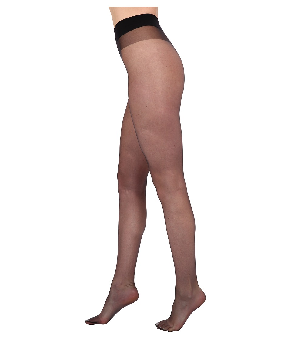 Wolford - Nude 8 Tights (Black) Hose