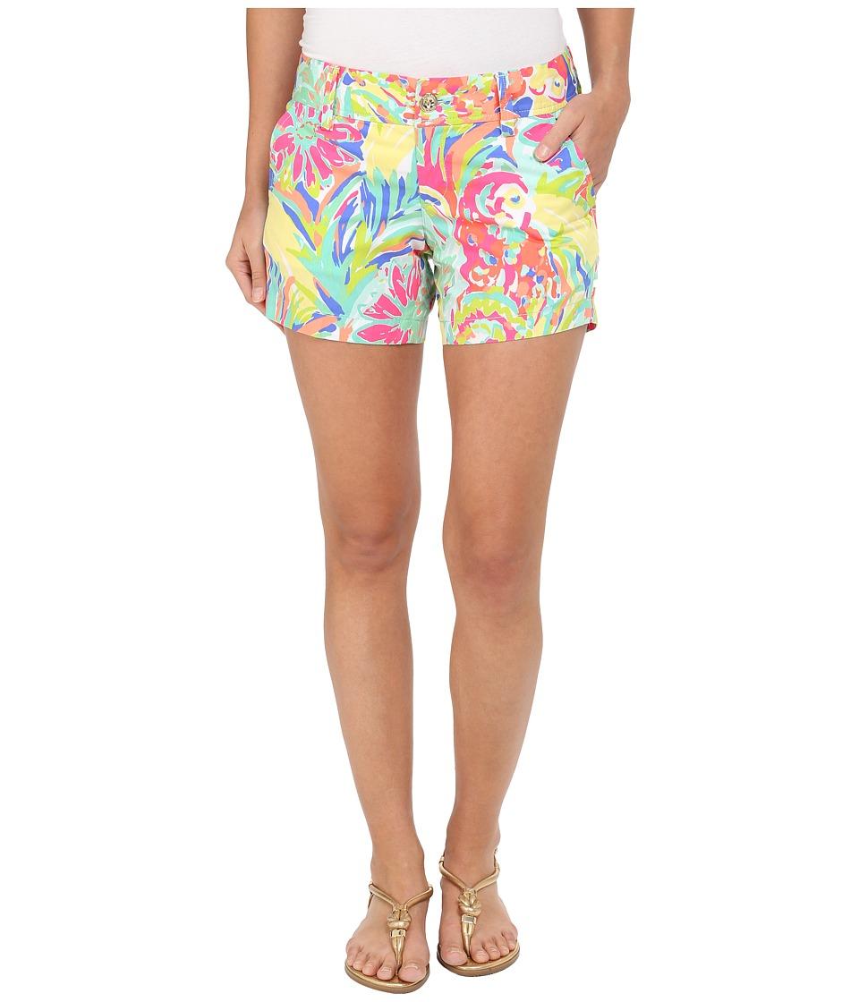 Lilly Pulitzer - Callahan Shorts (Multi Casa Banana) Women's Shorts