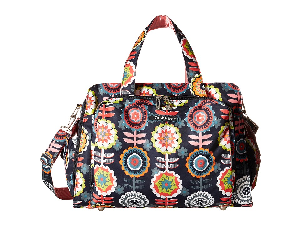 Ju-Ju-Be - Be Prepared Diaper Bag (Dancing Dahlias) Diaper Bags