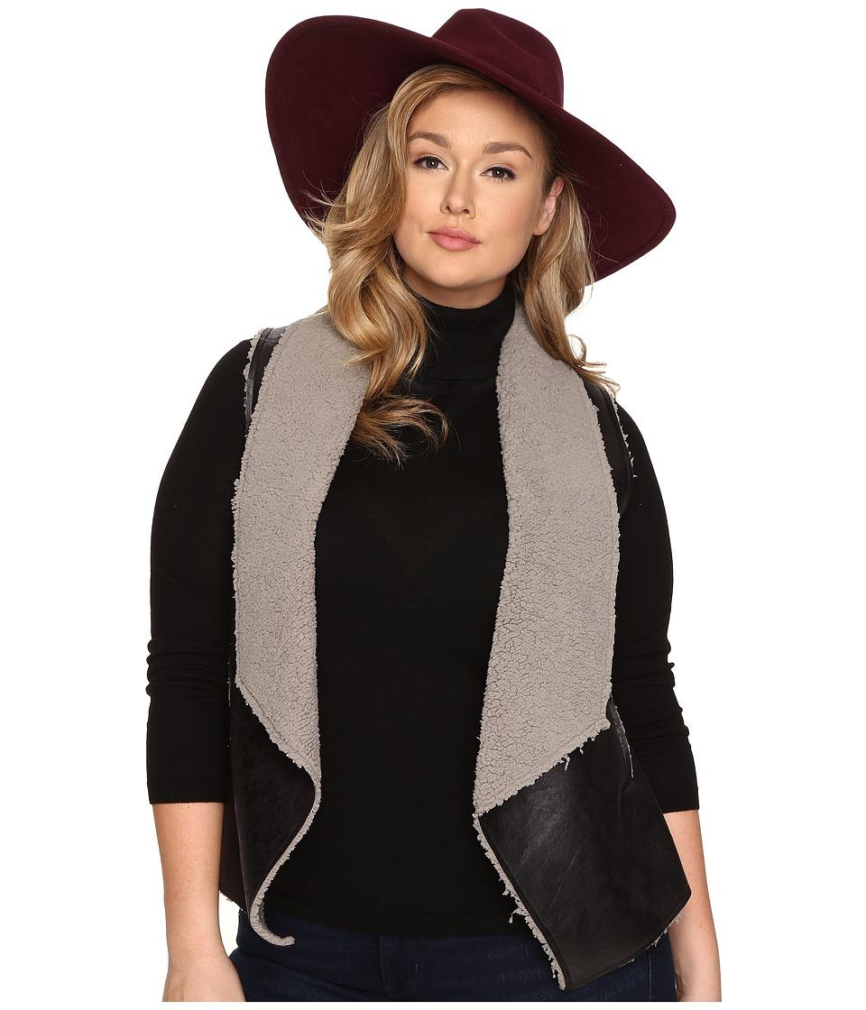 BB Dakota - Salvin Vest (Black) Women's Vest