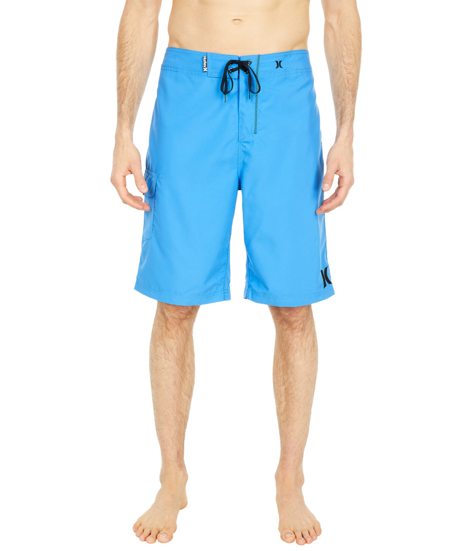 Hurley - One and Only 22 Boardshorts (Fountain Blue) Men's Swimwear