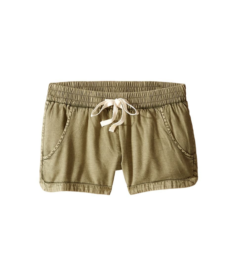Billabong Kids - Beach Trippin Shorts (Little Kids/Big Kids) (Seagrass) Girl's Shorts