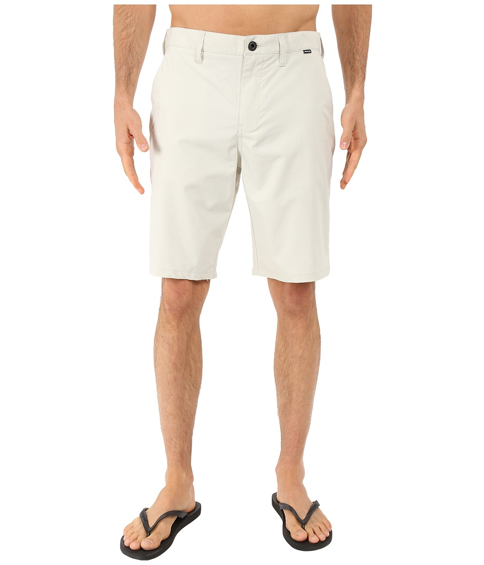 Hurley - Dri-FIT Chino Walkshorts (Light Bone) Men's Swimwear