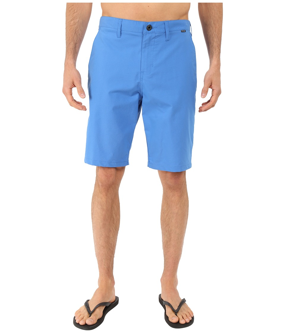 Hurley - Dri-FIT Chino Walkshorts (Fountain Blue) Men's Swimwear