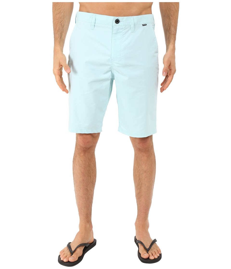 Hurley - Dri-FIT Chino Walkshorts (Ice Cube Blue) Men's Swimwear