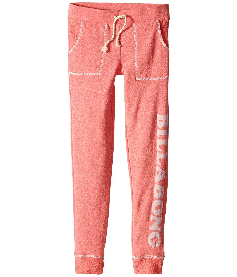 Billabong Kids - Sunshine Dance Pants (Little Kids/Big Kids) (Hibiscus) Girl's Casual Pants