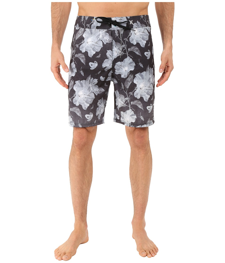 Hurley Phantom Flora 19 Boardshorts (Black) Men
