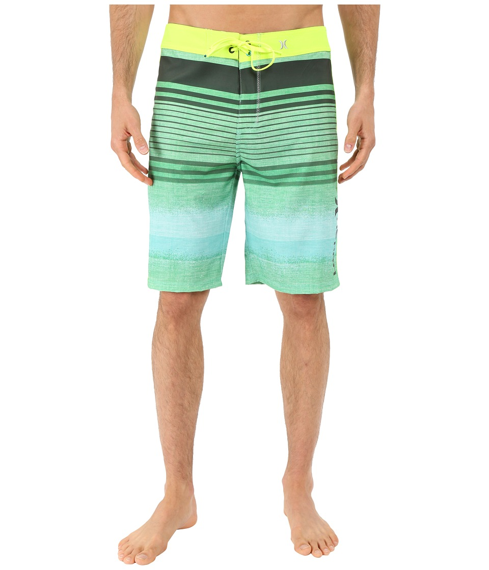 Hurley - Phantom Clemente 21 Boardshorts (Hyper Jade) Men's Swimwear