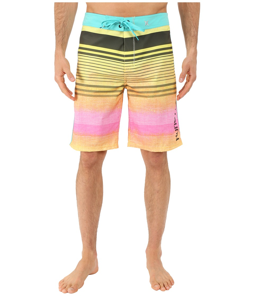 Hurley - Phantom Clemente 21 Boardshorts (Multi) Men's Swimwear
