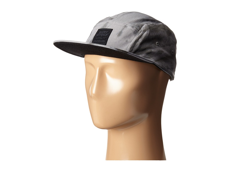 Quiksilver - Habitual Hat (Black) Caps