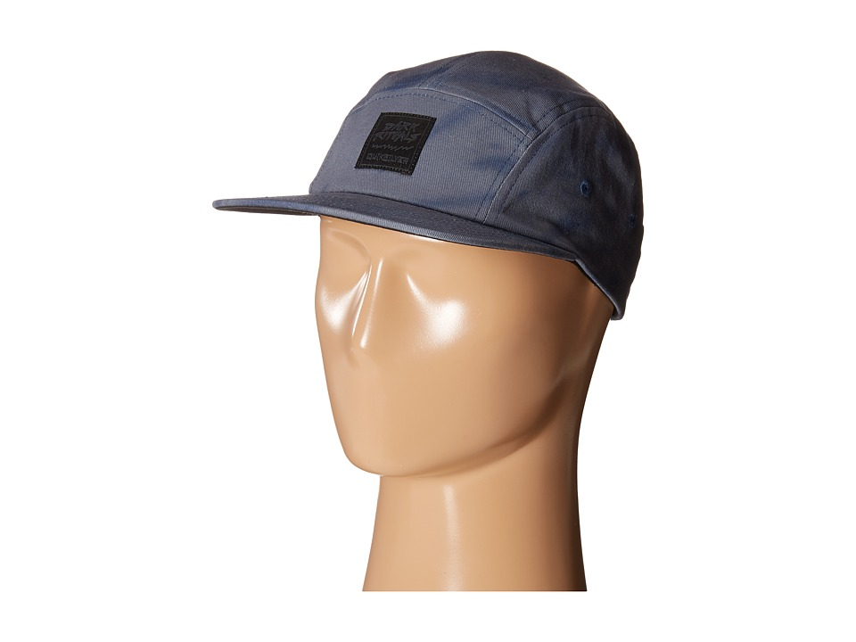 Quiksilver - Habitual Hat (Dark Denim) Caps