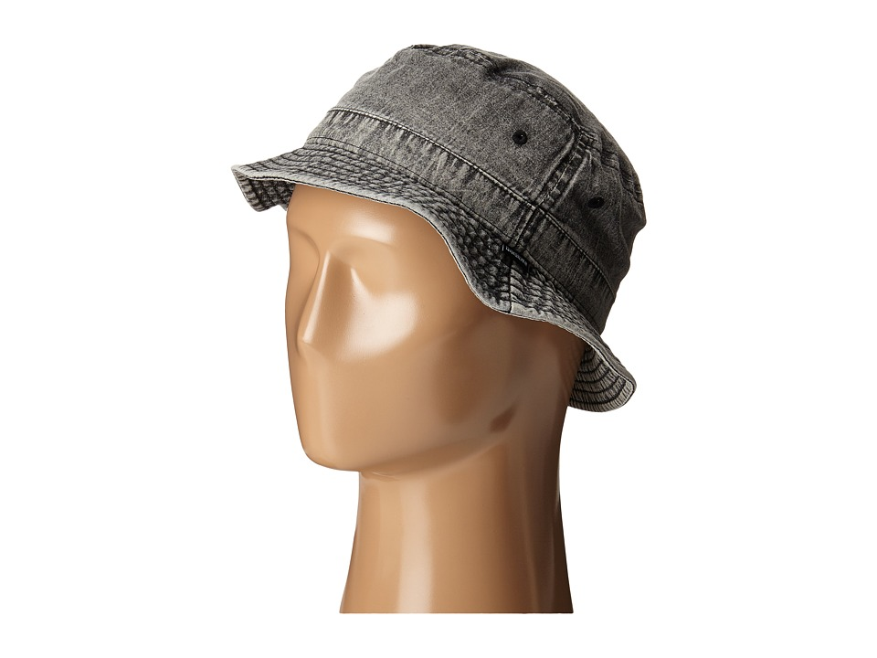 Quiksilver - Buckler Hat (Steeple Gray) Bucket Caps