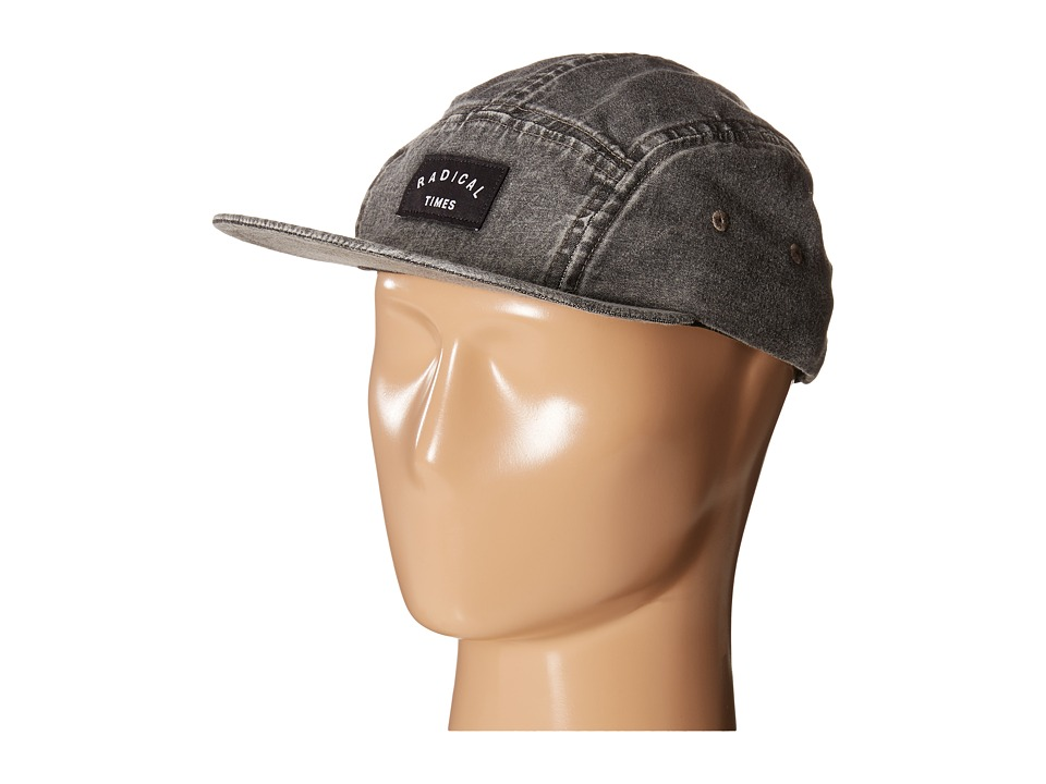Quiksilver - Swilling Hat (Steeple Gray) Caps
