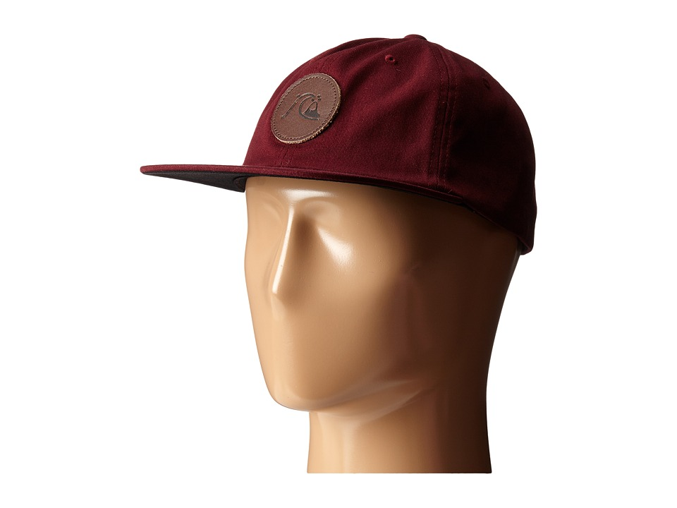 Quiksilver - Ghetto Basic 2 Cap (Port) Baseball Caps