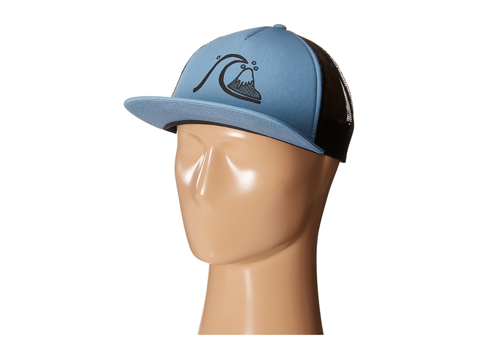 Quiksilver - The Trucker Hat (Niagara) Caps