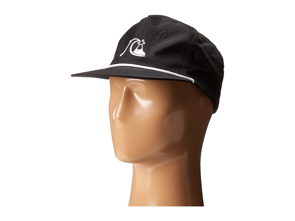 Quiksilver - Crasher Snapback (Black) Baseball Caps