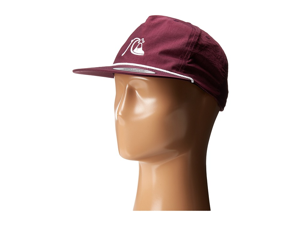 Quiksilver - Crasher Snapback (Port) Baseball Caps