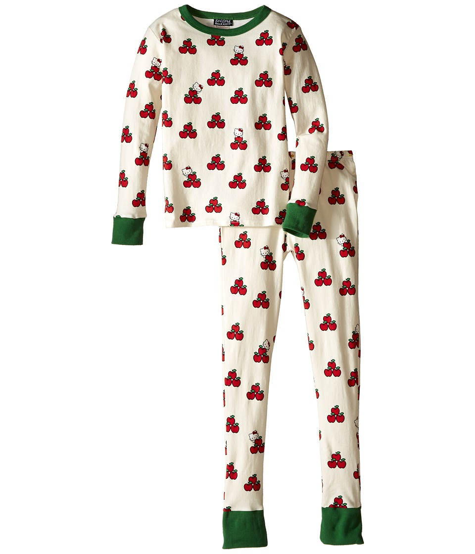 BedHead Kids - Tween Snug Fit Classic PJ (Big Kids) (Hello Kitty Apples) Girl