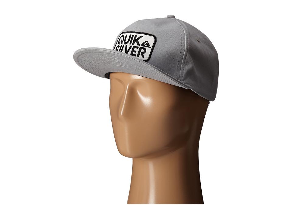 Quiksilver - Barstay Snapback (High Rise) Baseball Caps