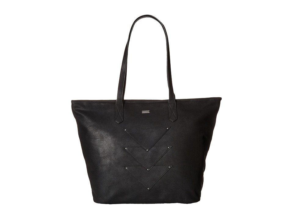 Roxy - Mosaic Spirit Tote (True Black) Tote Handbags