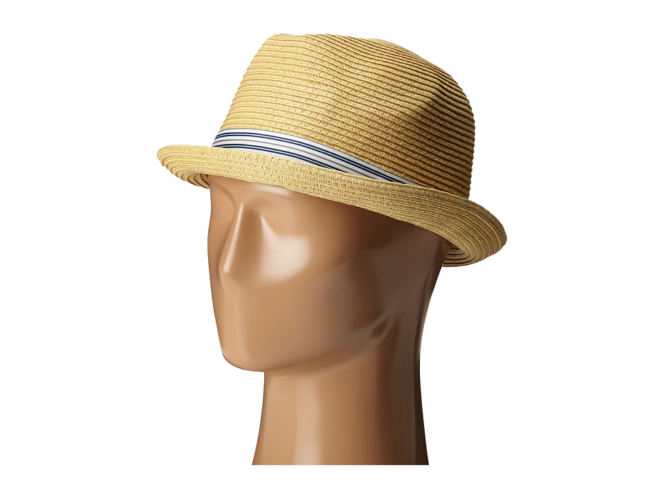 Quiksilver - Falseto Fedora (Natural) Traditional Hats