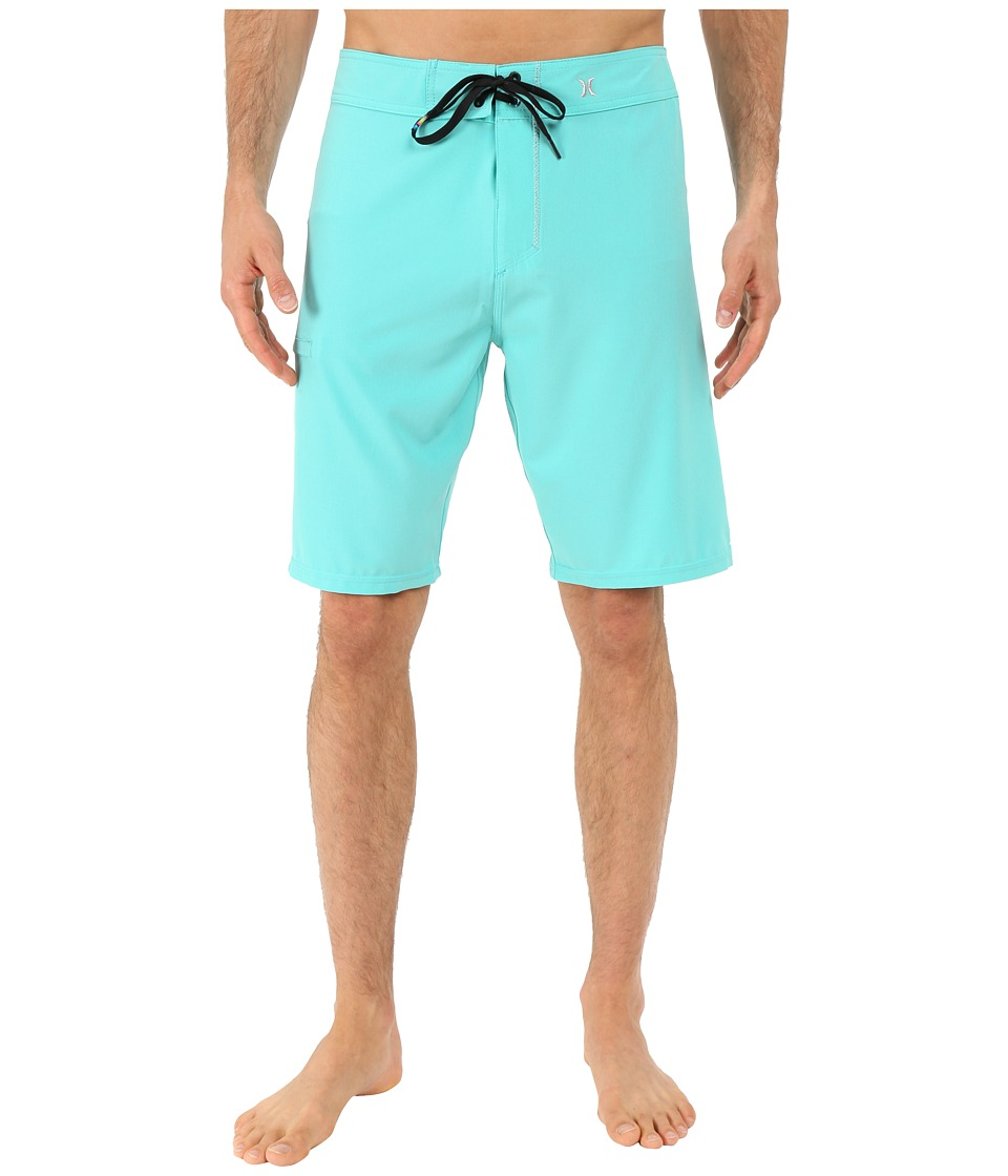 Hurley - Phantom One and Only 21 Boardshorts (Hyper Jade) Men's Swimwear