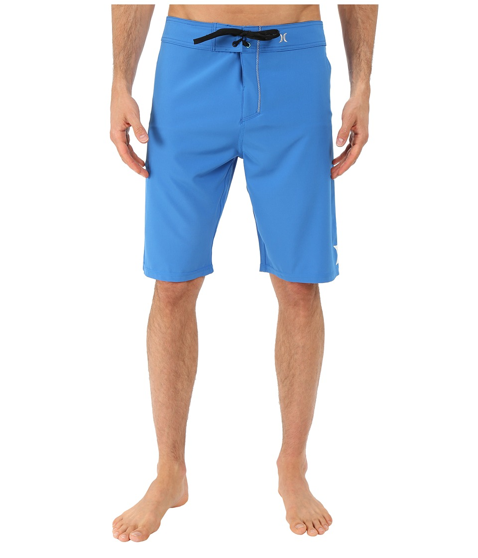 Hurley - Phantom One and Only 21 Boardshorts (Fountain Blue) Men's Swimwear