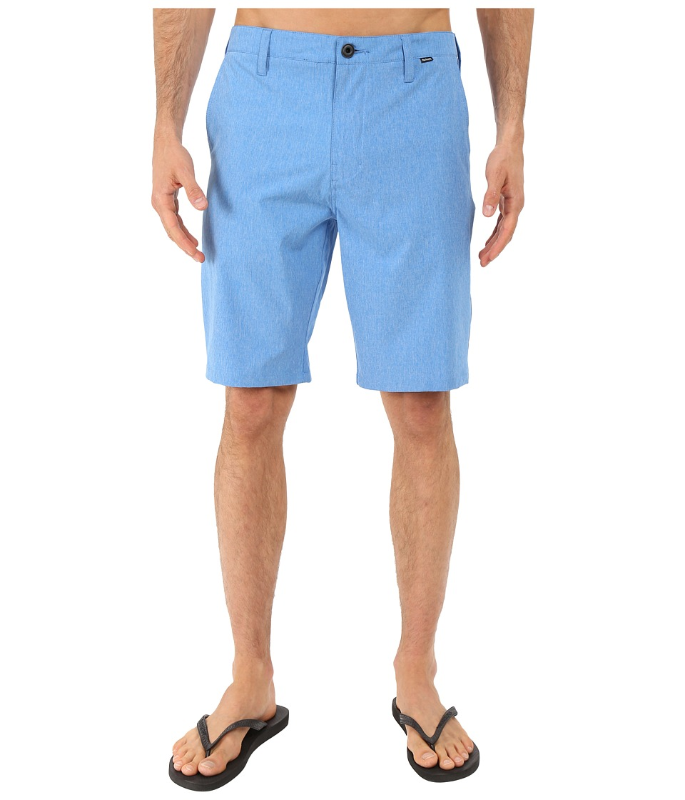 Hurley - Phantom Boardwalk Shorts (Fountain Blue) Men's Shorts