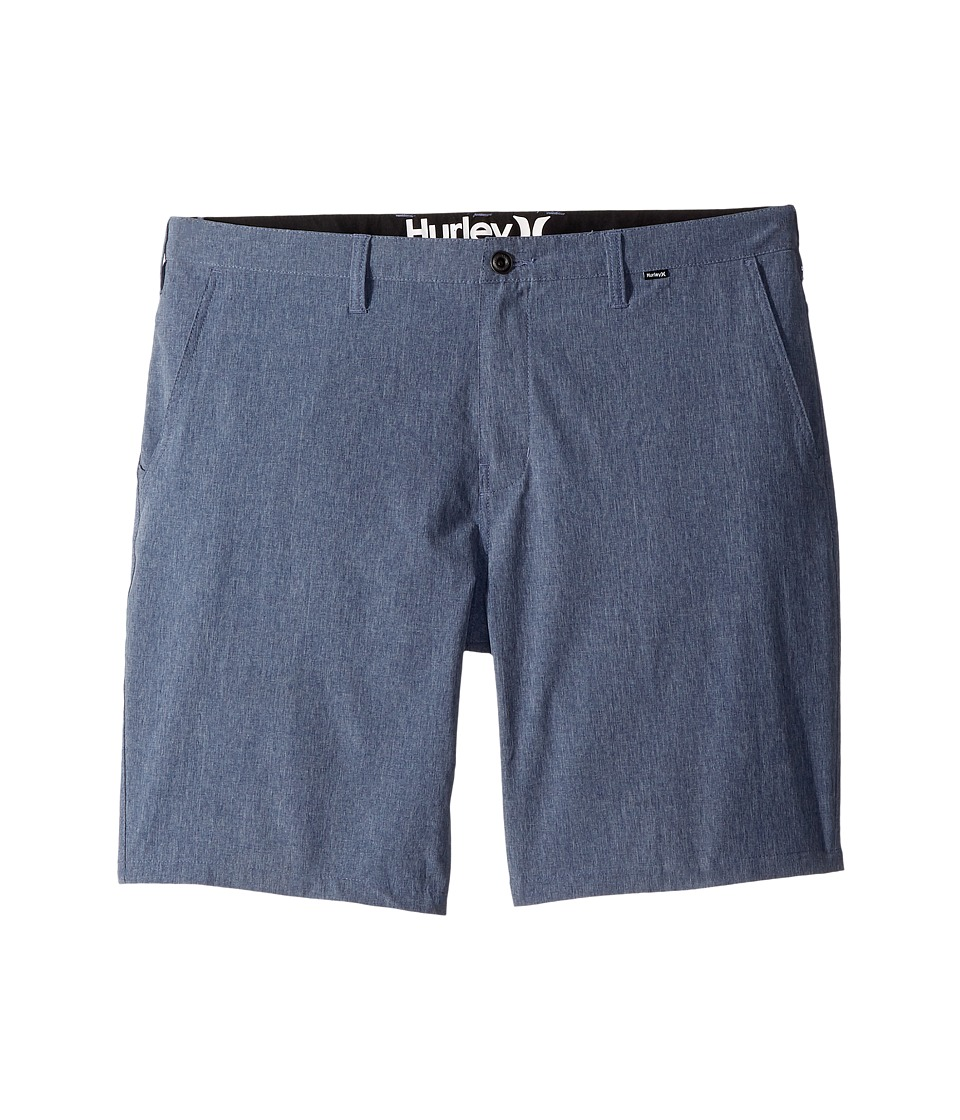 Hurley - Phantom Boardwalk Shorts (Obsidian) Men's Shorts