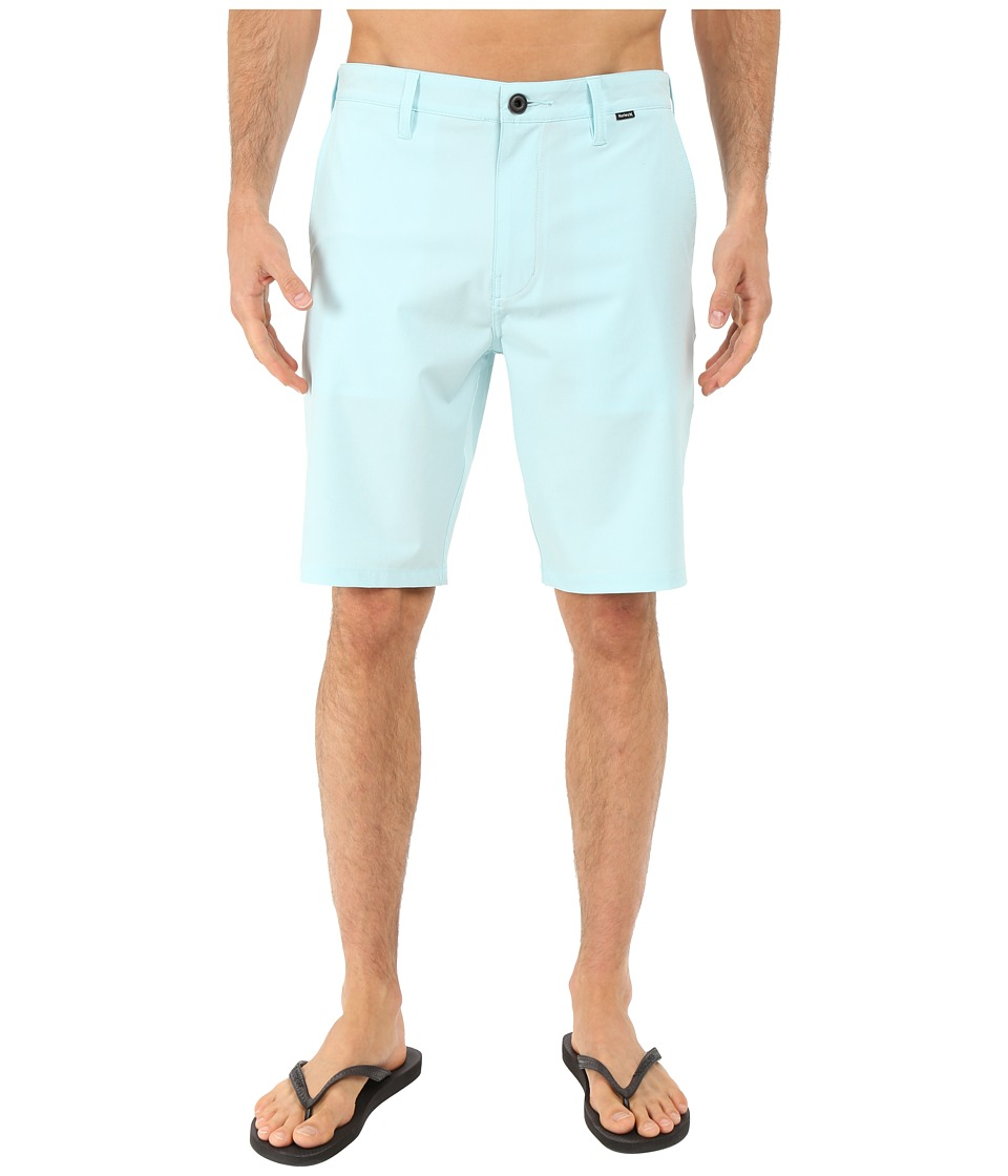 Hurley - Phantom Boardwalk Shorts (Ice Cube Blue) Men's Shorts