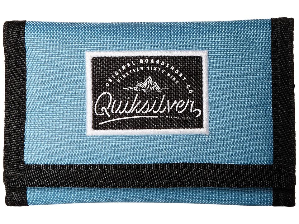 Quiksilver - Sidewalk Wallet (Niagara) Wallet Handbags