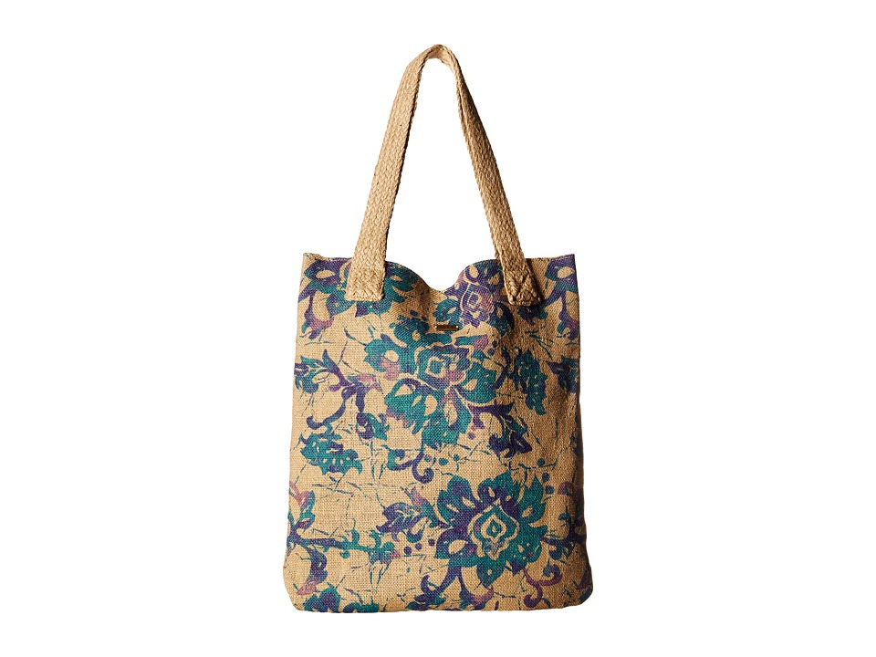 Roxy - Another Spot Beach Bag (Heritage Honolua Sea Spray) Tote Handbags
