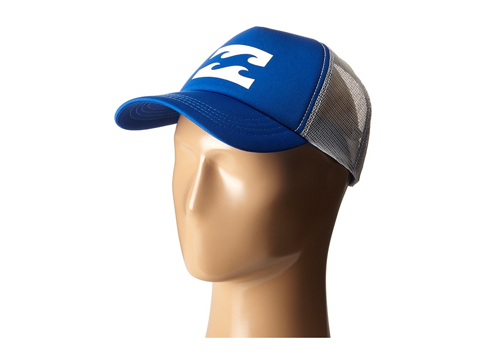 Billabong - Billabong Trucker Hat (Sapphire Blue) Caps