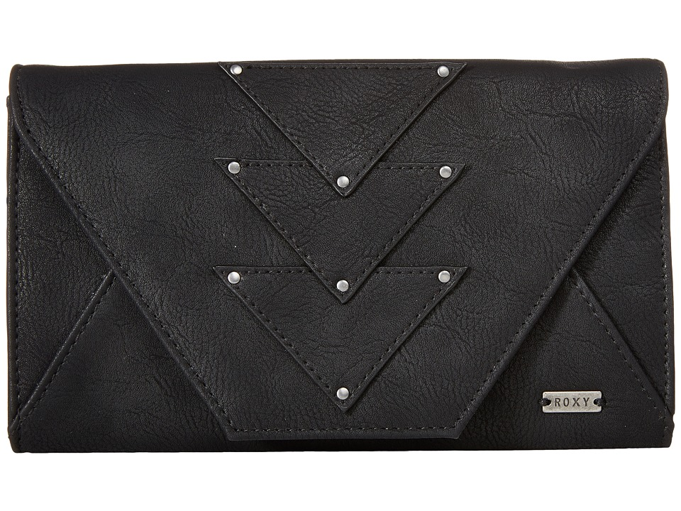Roxy - Mosaic Dream Wallet (True Black) Wallet Handbags