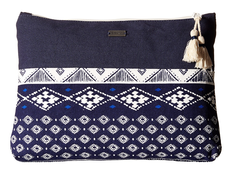 Roxy - Oases Clutch (Souk Paisley Sportwear Combo/Bright White) Clutch Handbags