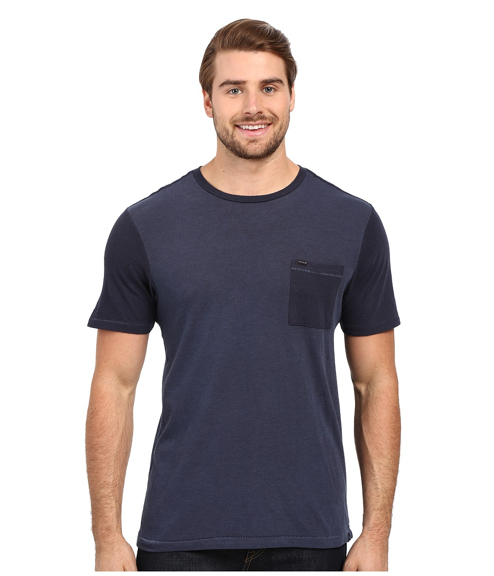 Hurley - Yesterday Crew (Obsidian) Men's Clothing