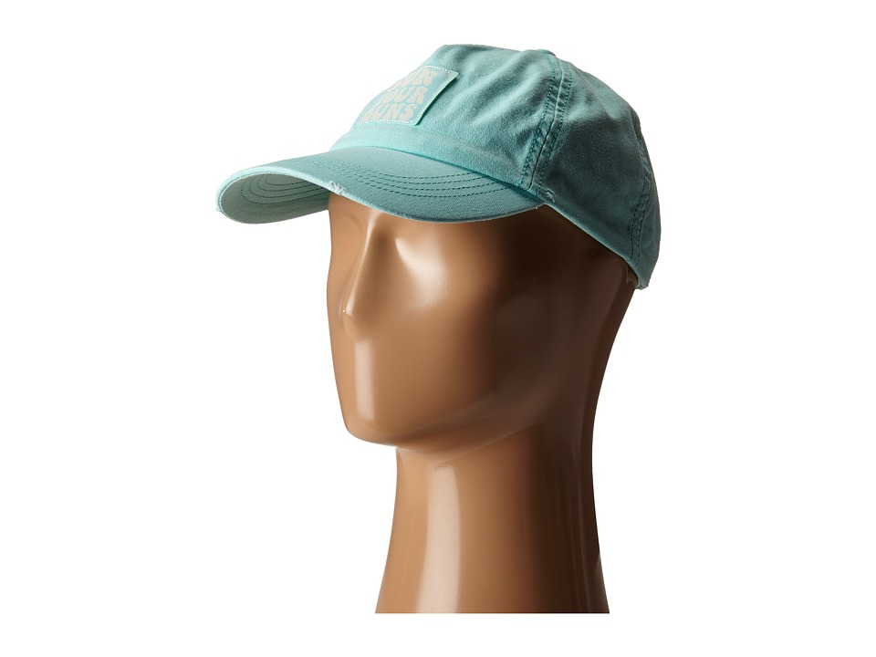 Billabong - Sun Your Buns Cap (Surf Blue) Caps