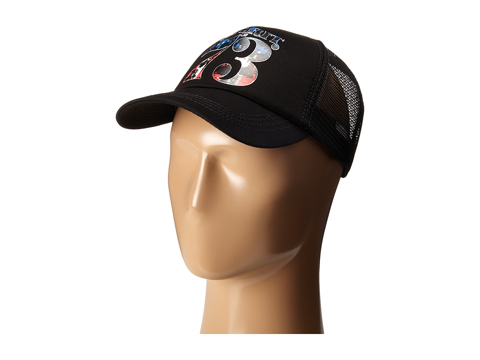 Billabong - Spirit of '73 Trucker Hat (Off Black) Caps