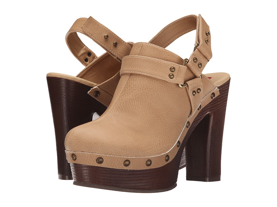 C Label - Clower-3 (Natural) High Heels